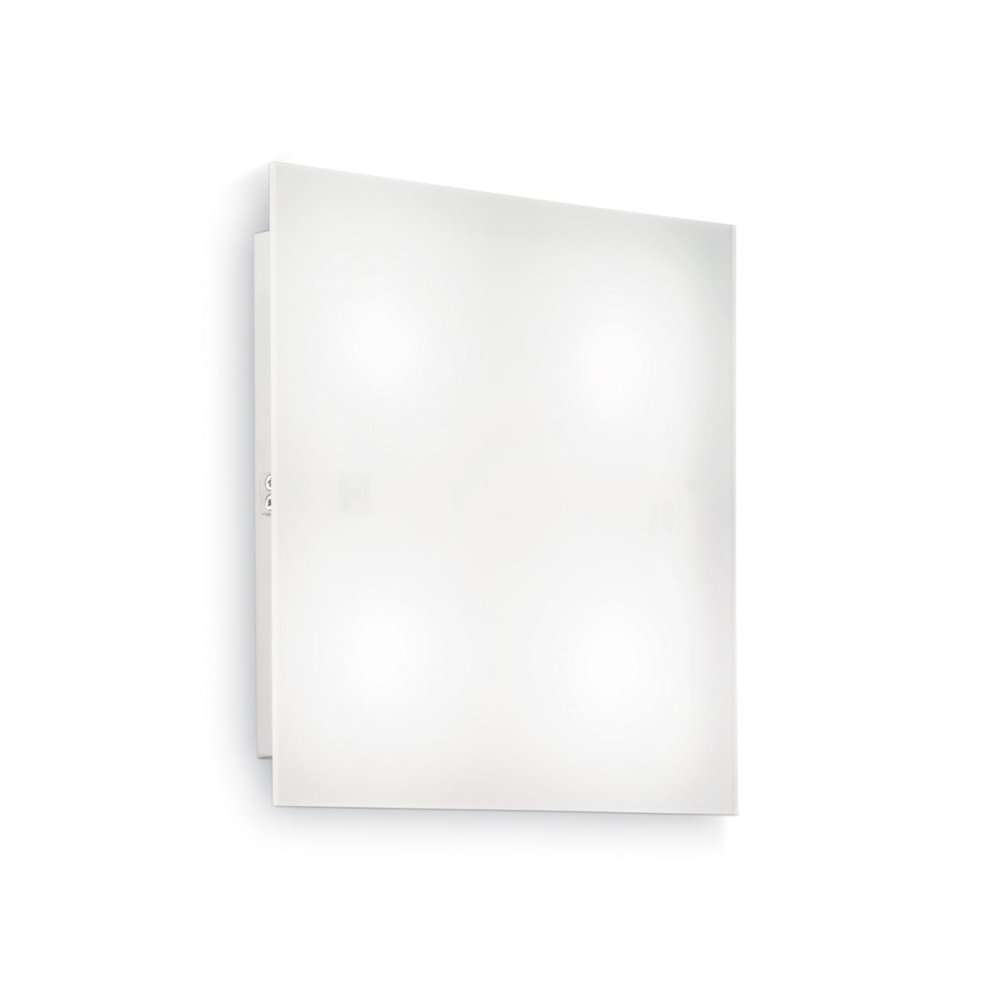 Ideal Lux IL 134901 FLAT PL4 svítidlo + 3 roky záruka ZDARMA!