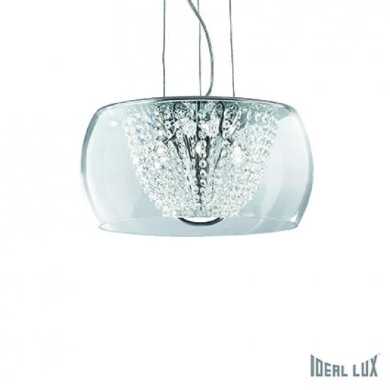 Ideal Lux IL 016856 AUDI-60 SP8 lustr + 3 roky záruka ZDARMA!