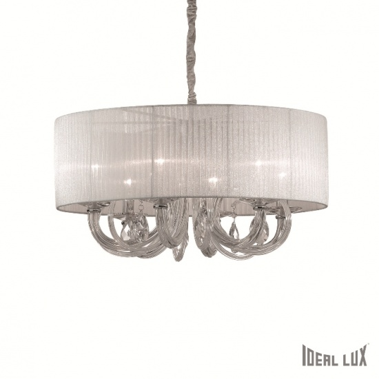 Ideal Lux IL 035826 SWAN SP6 lustr + 3 roky záruka ZDARMA!
