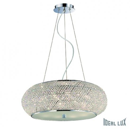 Ideal Lux IL 082196 PASHA SP10 lustr + 3 roky záruka ZDARMA!