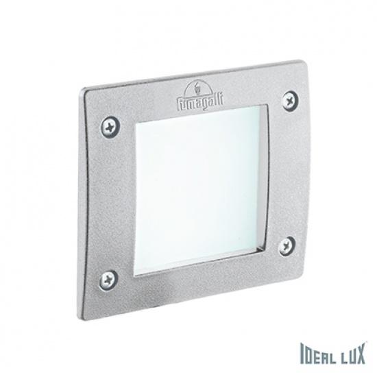 Ideal Lux IL 096575 LETI SQUARE venkovní svítidlo vestavné + 3 roky záruka ZDARMA!