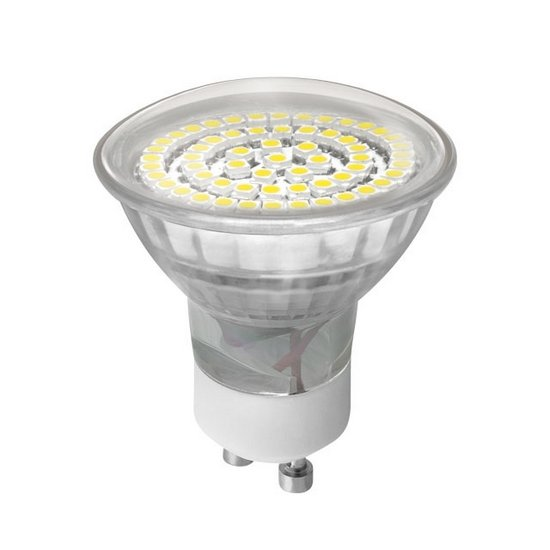KANLUX 08930 LED žárovka GU10 3,3W teplá bílá