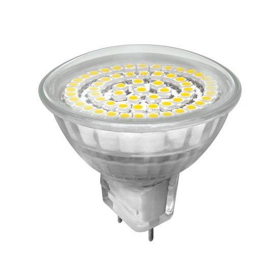 KANLUX 08933 LED žárovka Gx5,3 3,3W studená bílá