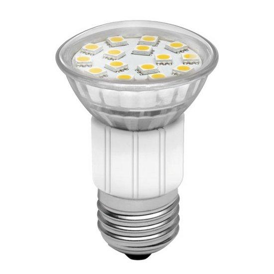KANLUX 08946 LED žárovka E27 2,5W teplá bílá