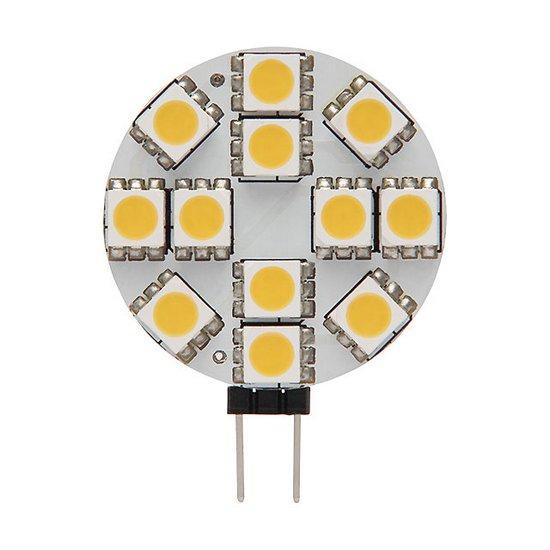 KANLUX 08951 LED žárovka G4 2W teplá bílá