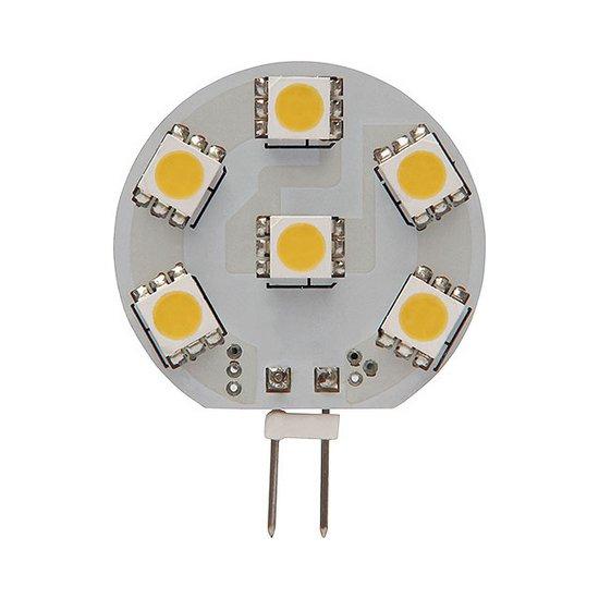 KANLUX 08952 LED žárovka G4 1,2W teplá bílá