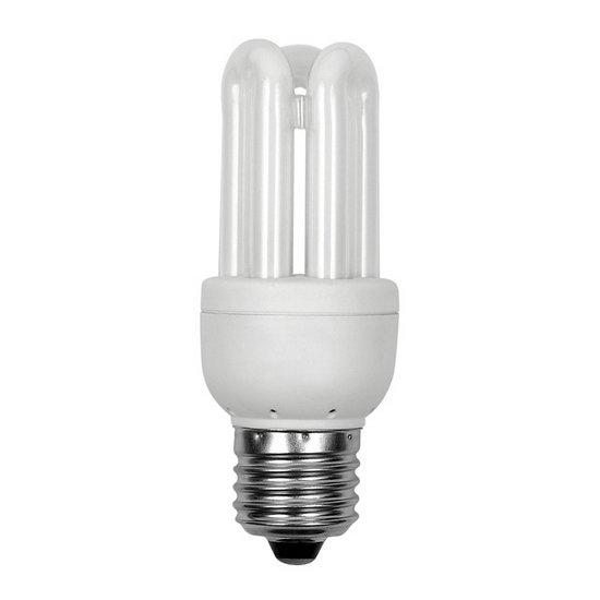 KANLUX 12615 ETU-M9W Úsporná žárovka E27 9W teplá bílá