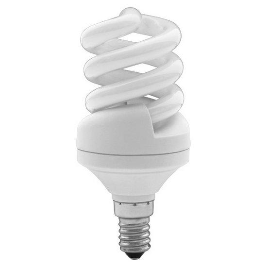 KANLUX 18225 ETU-MSS Úsporná žárovka E14 11W teplá bílá