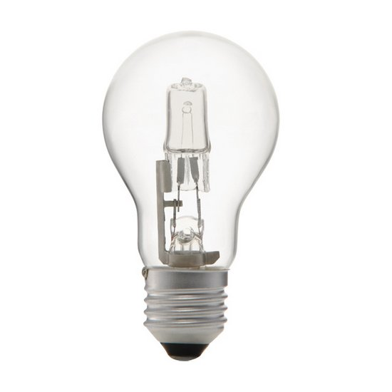 KANLUX 18450 GLH/CL Halogenová žárovka E27 28W