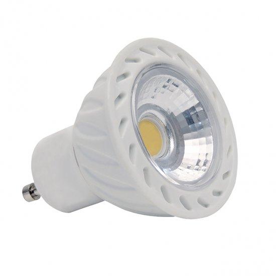KANLUX 22010 LED žárovka GU 10 7W teplá bílá