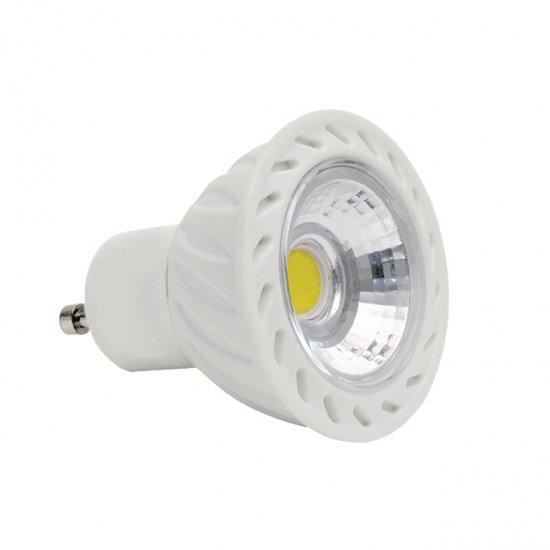 KANLUX 22211 LED žárovka GU10 7W studená bílá