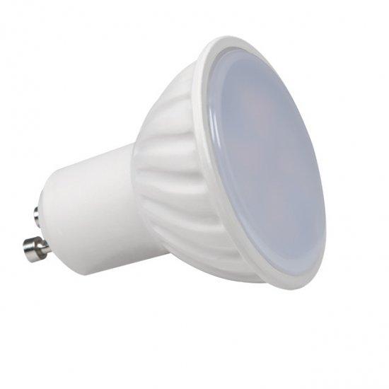 KANLUX 22702 led žárovka GU10 3W teplá bílá