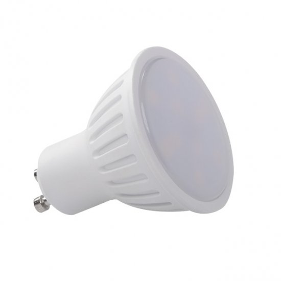 KANLUX 22821 LED žárovka GU 10 7W teplá bílá