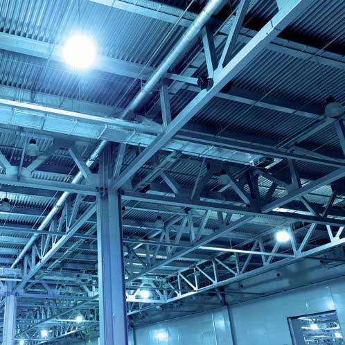 KANLUX 07864 EURO průmyslové osvětlení nejen do obchodu