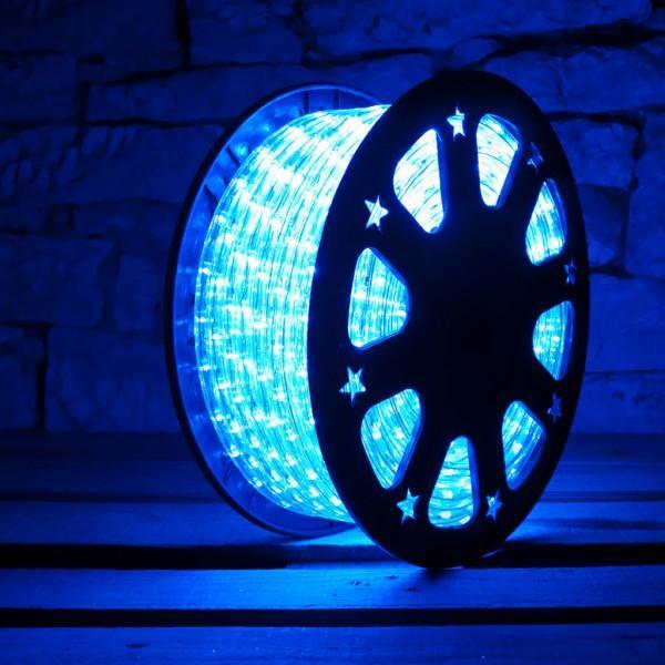 KANLUX 08631 LED páska 50m 125W modrá vnitřní i vnější použití