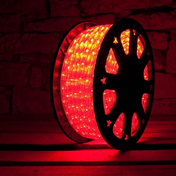 KANLUX 08632 LED páska 50m 125W červená vnitřní i vnější použití