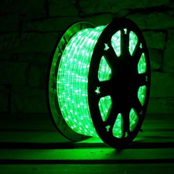 KANLUX 08633 LED páska 50m 125W zelená vnitřní i vnější použití