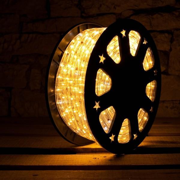 KANLUX 08634 LED páska 50m 125W žlutá vnitřní i vnější použití