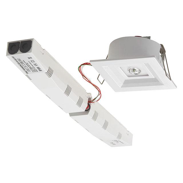KANLUX 18647 TRIC POWERLED-O-2H Nouzové osvětlení + 3 roky záruka ZDARMA!