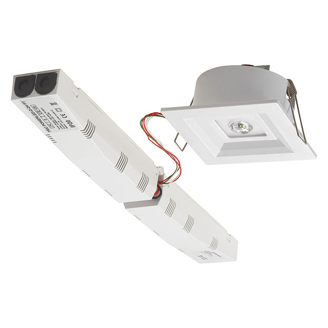 KANLUX 18648 TRIC POWERLED-O-3H Nouzové osvětlení + 3 roky záruka ZDARMA!
