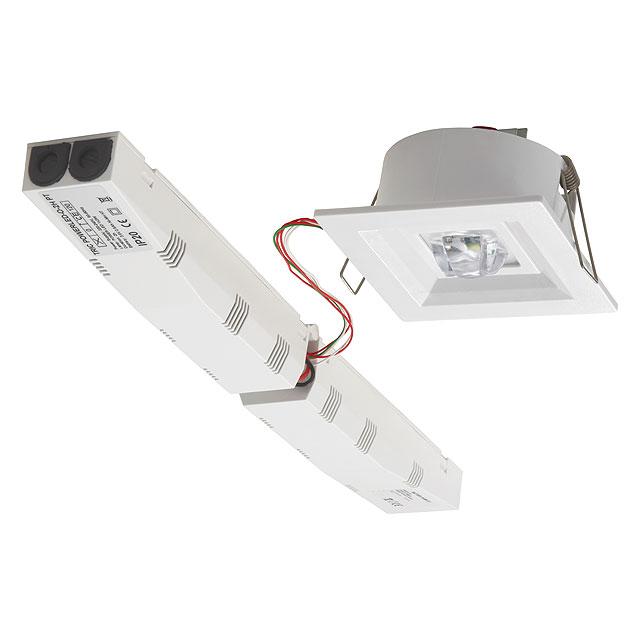 KANLUX 18649 TRIC POWERLED-I-1H Nouzové osvětlení + 3 roky záruka ZDARMA!