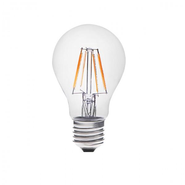 KANLUX 22464 LED žárovka E27 4W teplá bílá