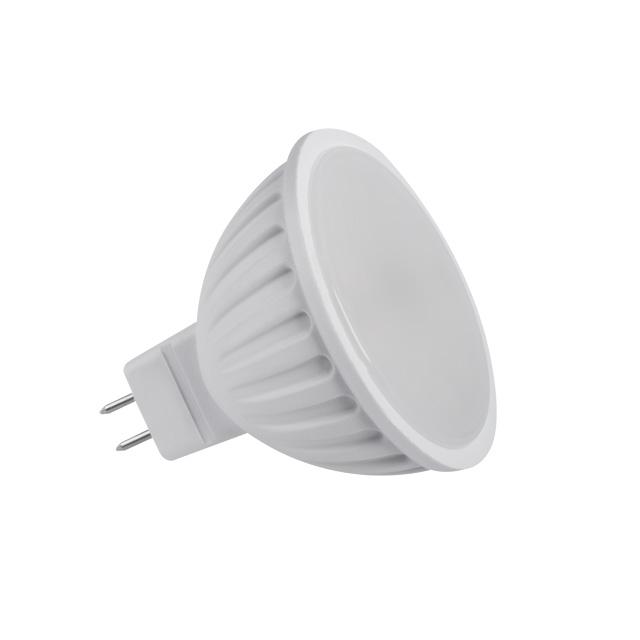 KANLUX 22707 led žárovka Gx5,3 7W studená bílá