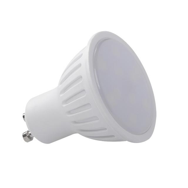 KANLUX 22709 led žárovka GU10 1,2W studená bílá