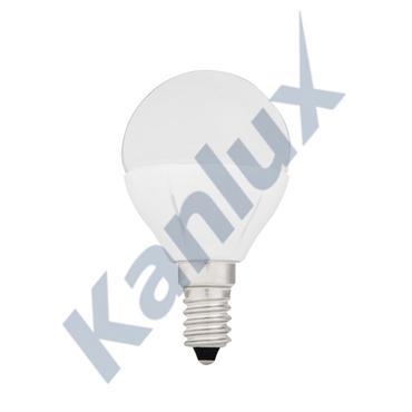 KANLUX 23042 LED žárovka E 14 5W teplá bílá