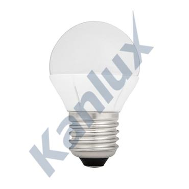 KANLUX 23043 LED žárovka E 27 5W teplá bílá