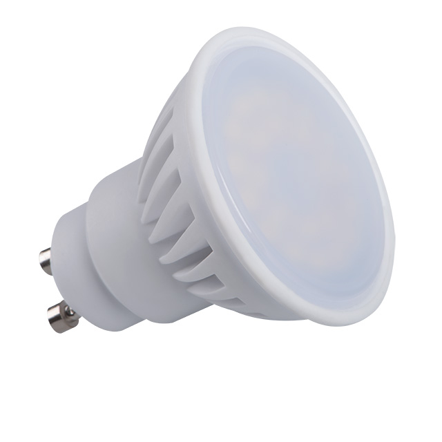 KANLUX 23400 LED žárovka GU10 7W teplá bílá
