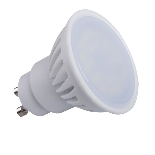 KANLUX 23401 LED žárovka GU10 7W studená bílá + 3 roky záruka ZDARMA!