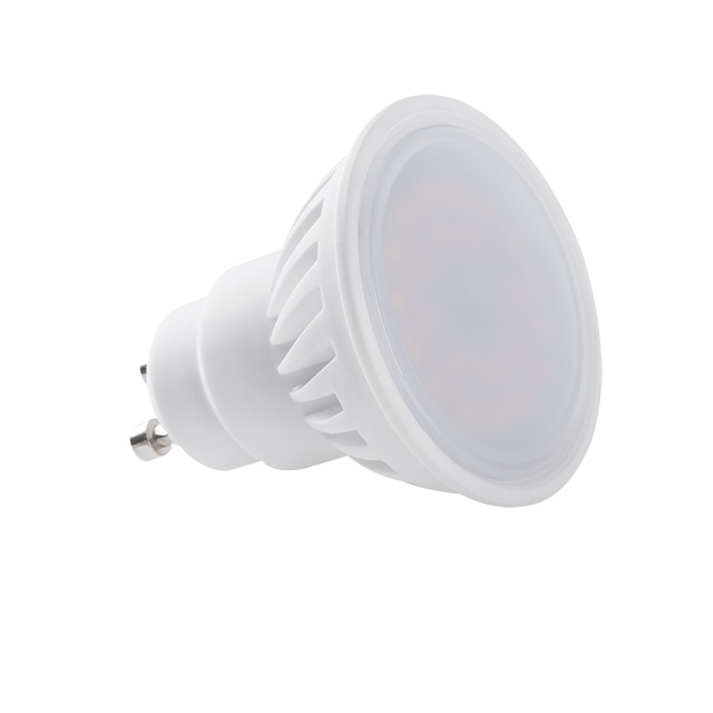 KANLUX 23410 LED žárovka GU10 9W teplá bílá