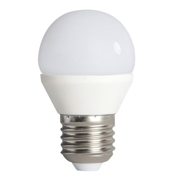 KANLUX 23420 LED žárovka E27 6,5W teplá bílá