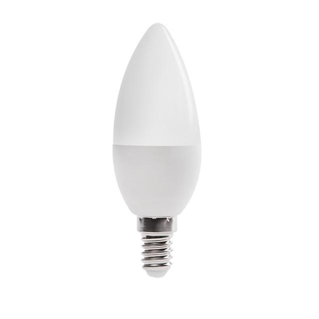 KANLUX 23430 LED žárovka E14 6,5W teplá bílá
