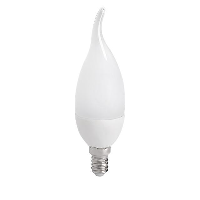KANLUX 23490 LED žárovka E14 6,5W teplá bílá