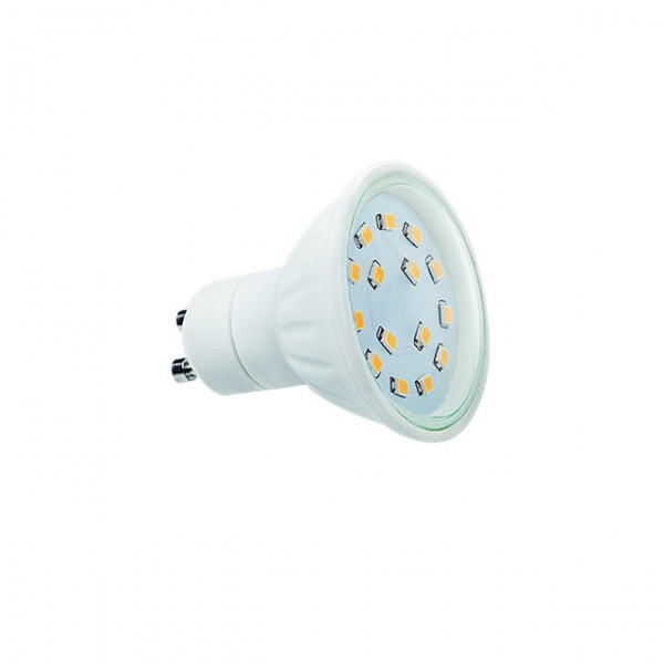 KANLUX 23930 led žárovka GU10 5W teplá bílá