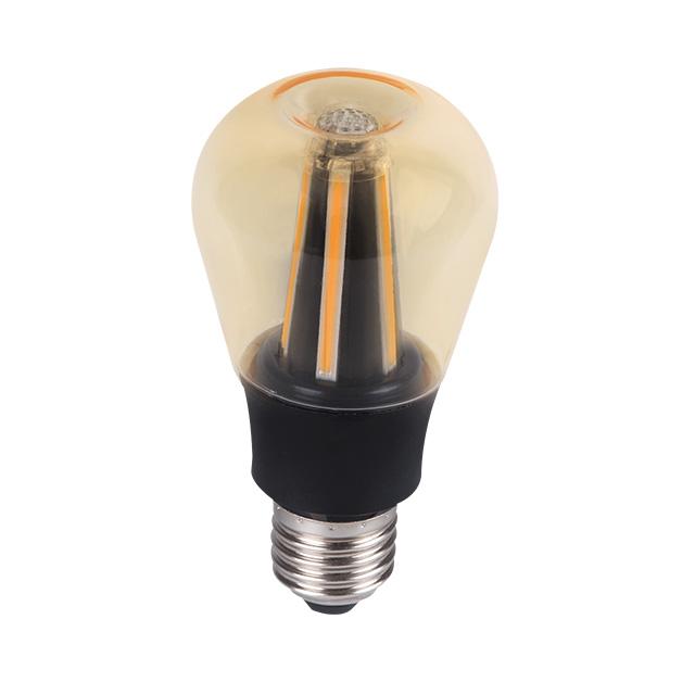 KANLUX 24256 LED žárovka E27 8W teplá bílá