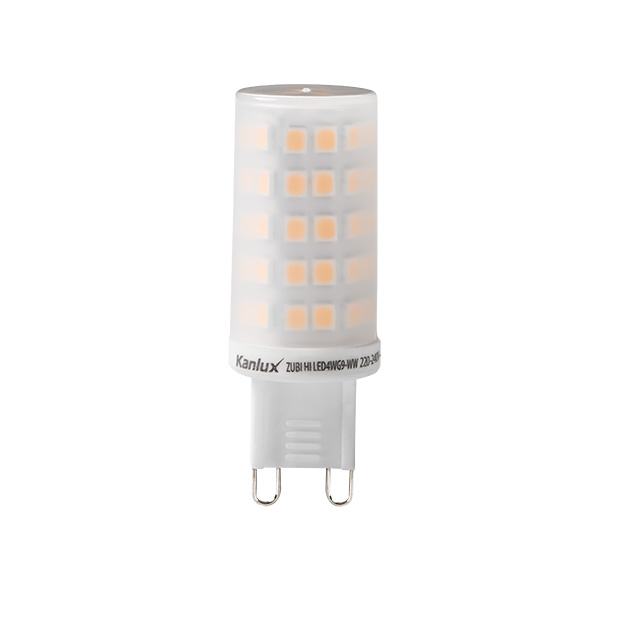 KANLUX 24524 led žárovka G9 4W teplá bílá