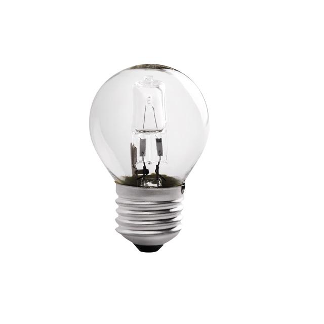 KANLUX 24612 MGH/CL Halogenová žárovka E27 42W teplá bílá