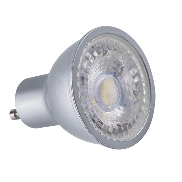 KANLUX 24665 GU10-7 LED žárovka GU10 7,5W studená bílá
