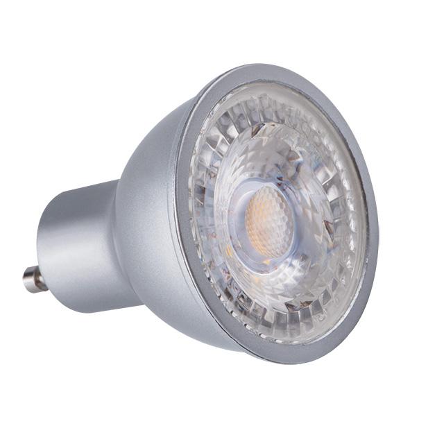 KANLUX 24673 LED žárovka GU10 7W teplá bílá