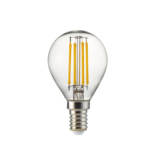 KANLUX 25411 LED žárovka E14 4W teplá bílá