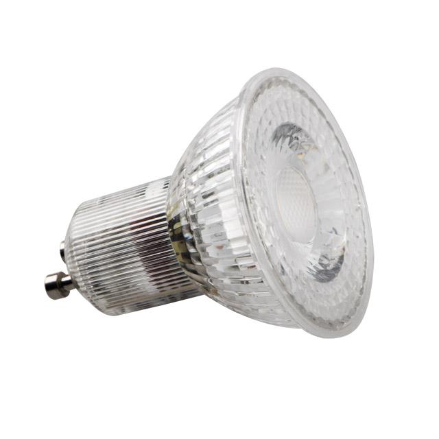 KANLUX 26035 led žárovka GU10 3,3W studená bílá