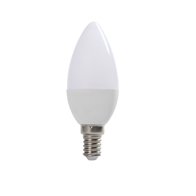 KANLUX 30216 LED žárovka E14 6W teplá bílá