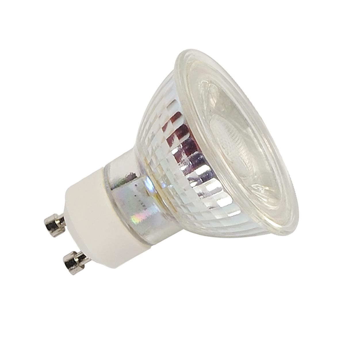 SLV 1001030 led žárovka GU10 5,5W 80