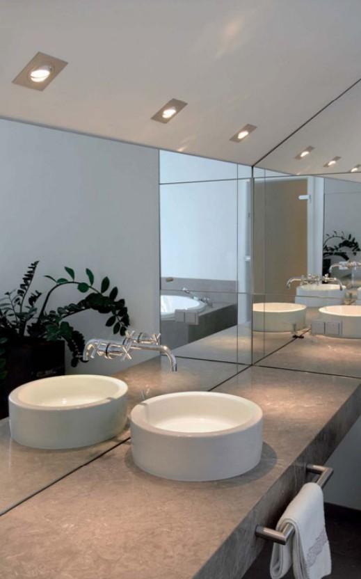 BIG WHITE LA 111700 NEW TRIA vestavné bodové svítidlo 12v nejen do koupelny