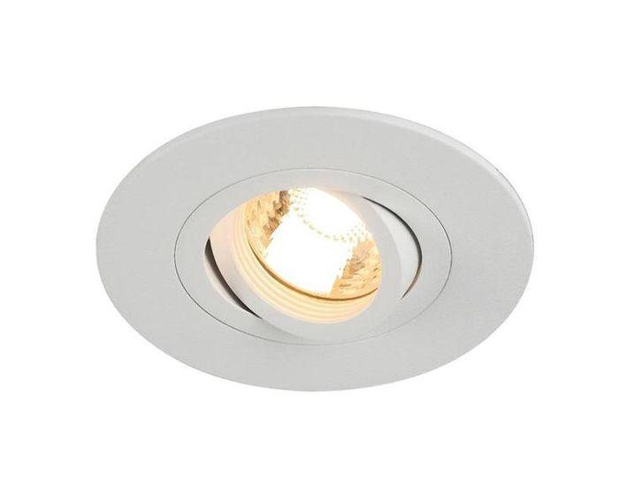 BIG WHITE LA 113441 NEW TRIA vestavné bodové svítidlo 230v nejen do chodby a předsíně