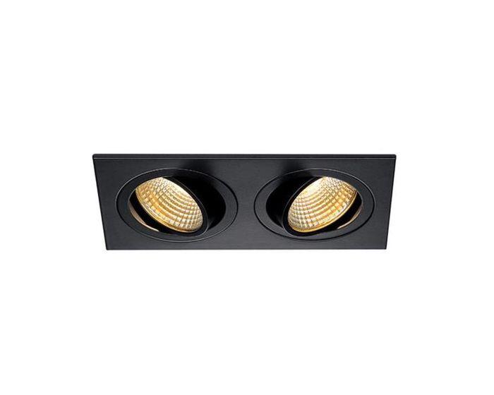 BIG WHITE LA 113920 NEW TRIA LED vestavné bodové svítidlo 230v nejen do obchodu