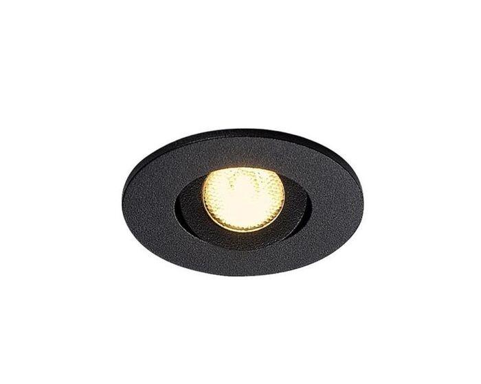 BIG WHITE LA 113976 NEW TRIA LED vestavné bodové svítidlo 230v nejen do obchodu